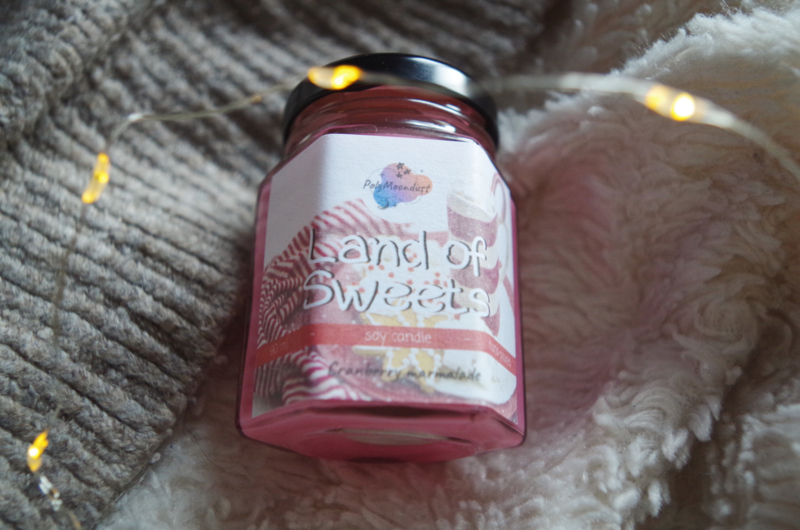 Film candle | Land of sweets