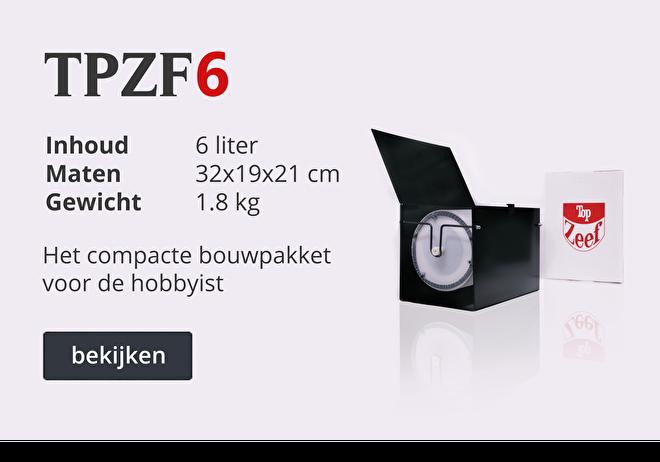 TPZF6 machine | Topzeef pollinator