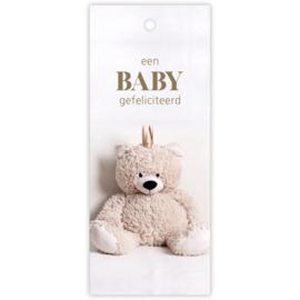 Een baby gefeliciteerd - Pampas-