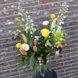 Boeket fleurig -medium-