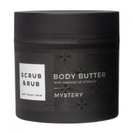 Body Butter mystery - Scrub and rub -