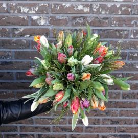 Tulpenboeket -groot-
