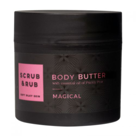 Body Butter magical - Scrub and rub -