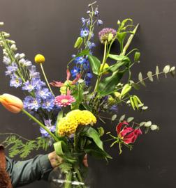 Fantasie van de bloemist