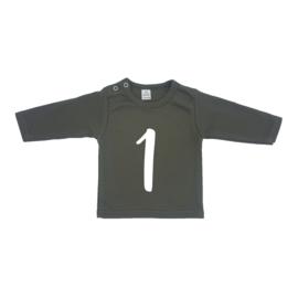 Shirt met leeftijd