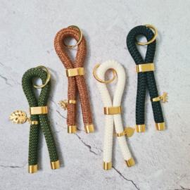 Luxe sleutelhanger