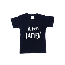 Shirt 'Ik ben jarig!'