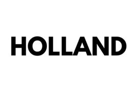 Strijkapplicatie Holland