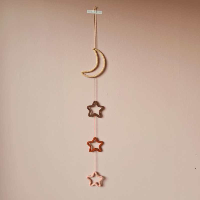 Hanger maan en sterren