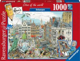 Puzzel Antwerpen