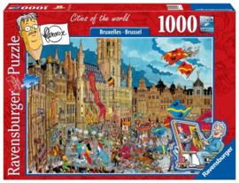 Puzzel Brussel