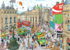 Puzzel Londen