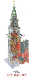 Poster Inkijkje Martinitoren
