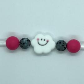Little Cloud - fel roze