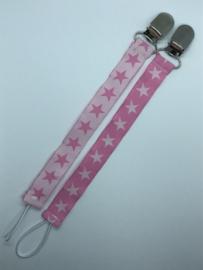 Set sterren roze