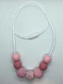 Bubble - oud roze