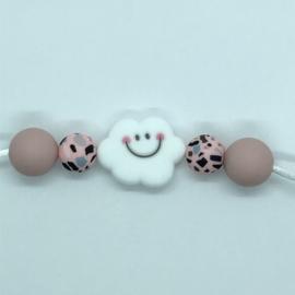 Little Cloud - roze gespikkeld