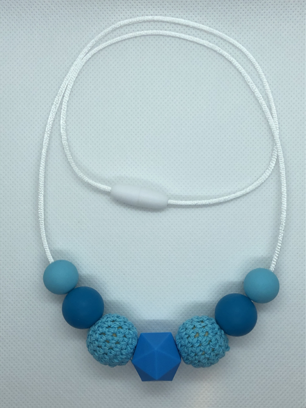 Bubble - blauw