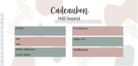 CADEAUBON - €25