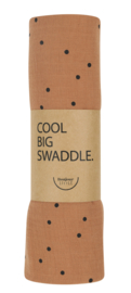 BIG SWADDLE DOTS NUT