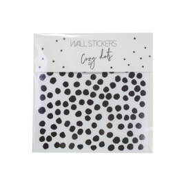WALL STICKERS COZY DOTS