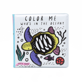 BADBOEK 'COLOR ME OCEAN'