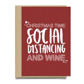 Kaart - Social Distancing