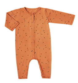 JUMPSUIT DOTS NUT