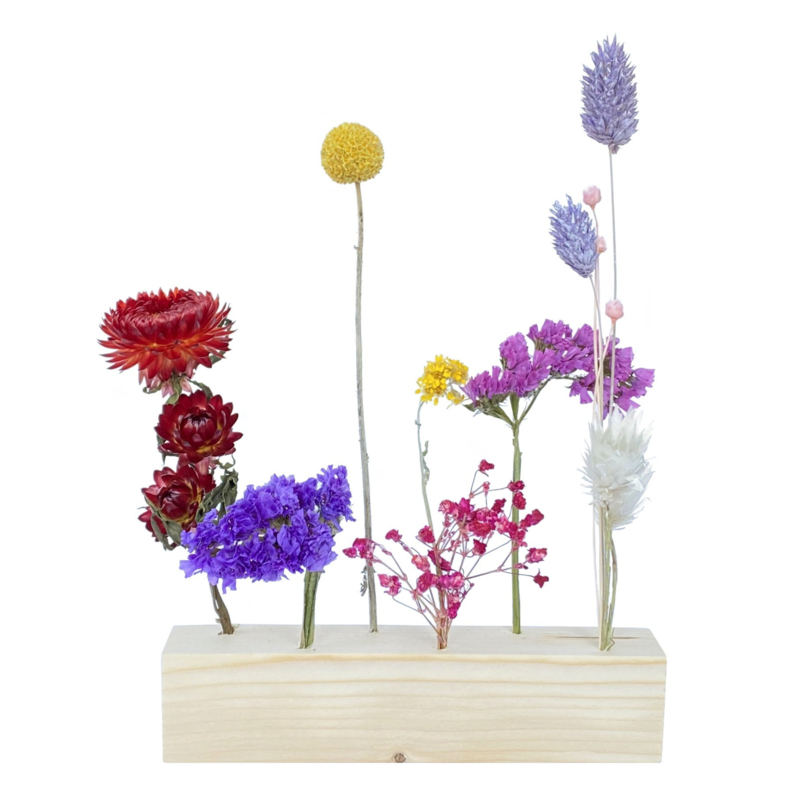 Flower stand: Flowers