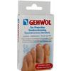 Gehwol teenbeschermring Gel/textiel maat-S  per 2 stuks in doosje