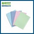 Dental Towels met plastic laag  Merbach LAVENDEL 500 stuks  1 doos