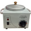 Harsverwarmer klein / enkel (voor 400/500 ml blikken) en emmertje (voor harsblokjes)