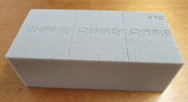 Steekschuim grijs blok