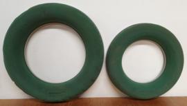 Steekschuim groen krans