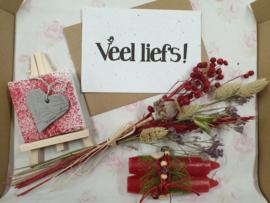 Brievenbuspakketjes vol liefde