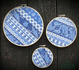 Wooncirkels blauw