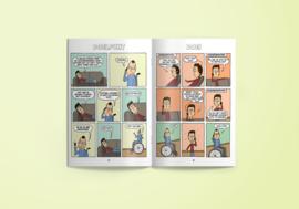 Stripboek 1