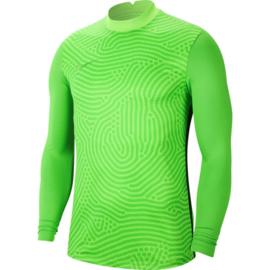 Groen NIKE  keepersshirt Gardien of compleet tenue