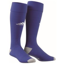 Blauwe voetbalsokken Adidas