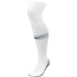 Witte Nike matchfit voetbalsokken