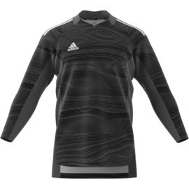 Adidas Condivo 2021 zwart keepersshirt