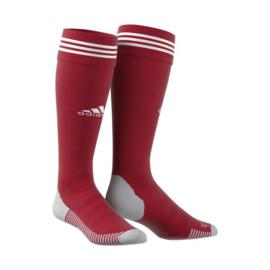 Rode voetbalsok Adidas
