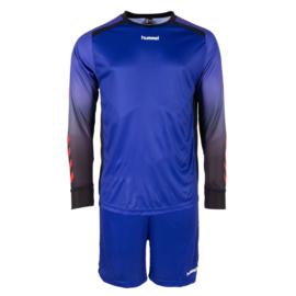 Hummel keepershirt Freiburg blauw