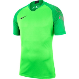 Groen NIKE  keepersshirt korte mouw Gardien of compleet tenue