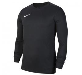 Zwart NIKE keepersshirt of compleet tenue