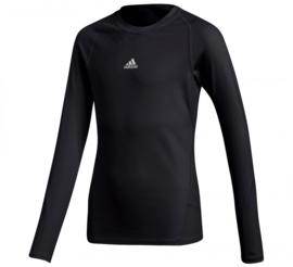 Zwart Adidas thermoshirt