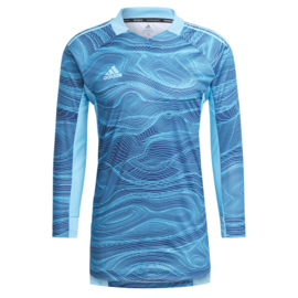 Adidas Condivo 2021 blauw keepersshirt