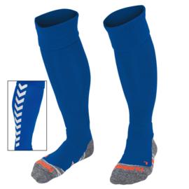Blauwe Stanno voetbalsokken
