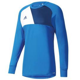 Blauw Adidas keepersshirt Assita