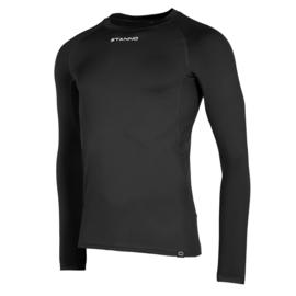 Zwart Stanno thermoshirt
